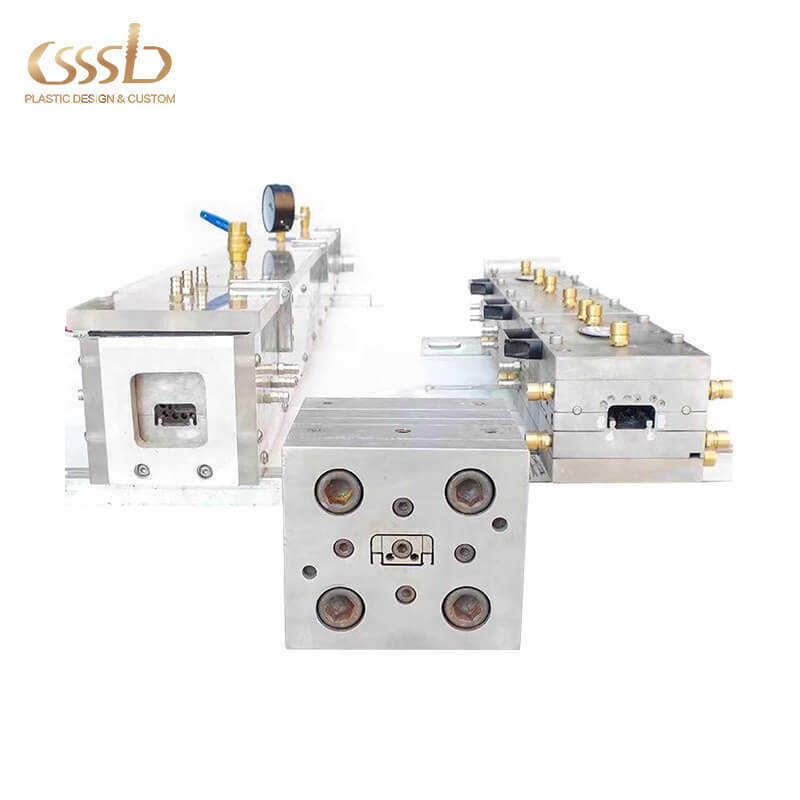 Stainless Steel Plastic Extrusion Mold, Tool