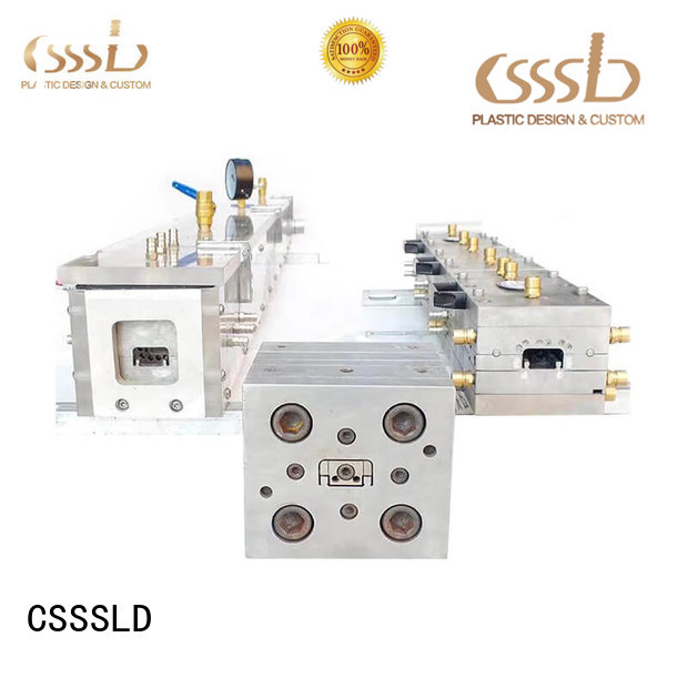CSSSLD plastic extrusion mold at discount for extrusion profile