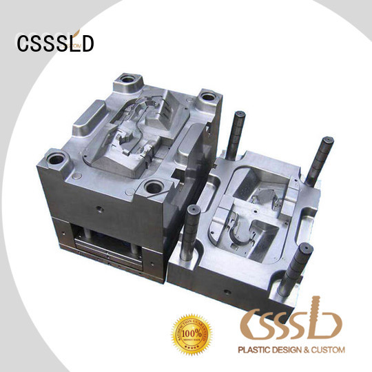 CSSSLD good to use Plastic mold customized for extrusion profile