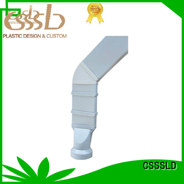 CSSSLD rectangular plastic ducting odm for ceiling of apartment for ventilation