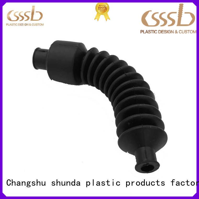 CSSSLD custom rubber molding marketing for motor vehicle
