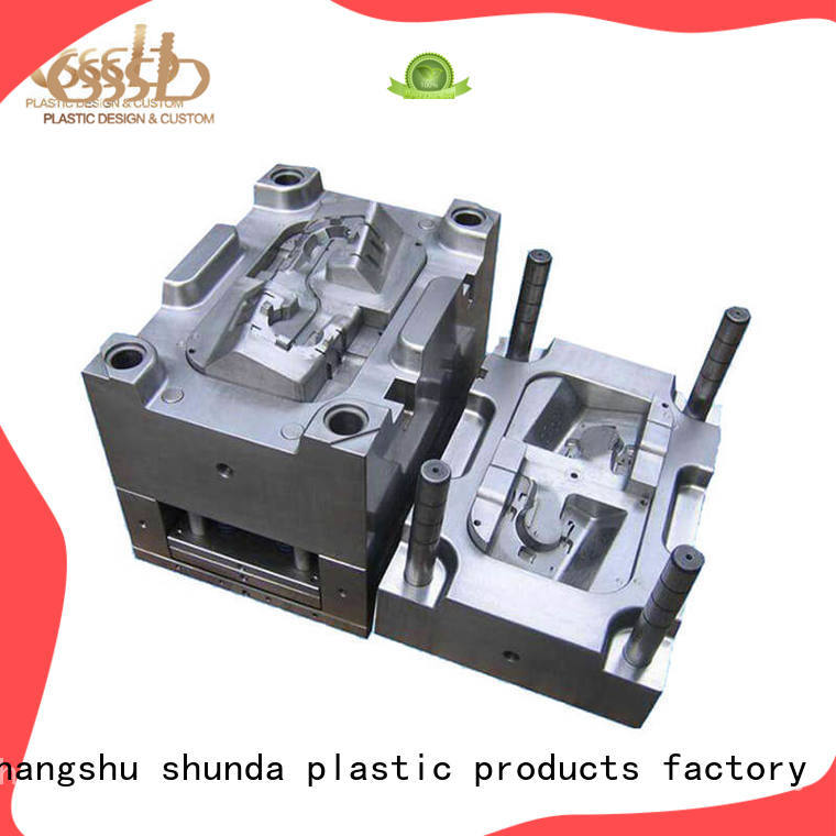 CSSSLD plastic injection die bulk production for pipe