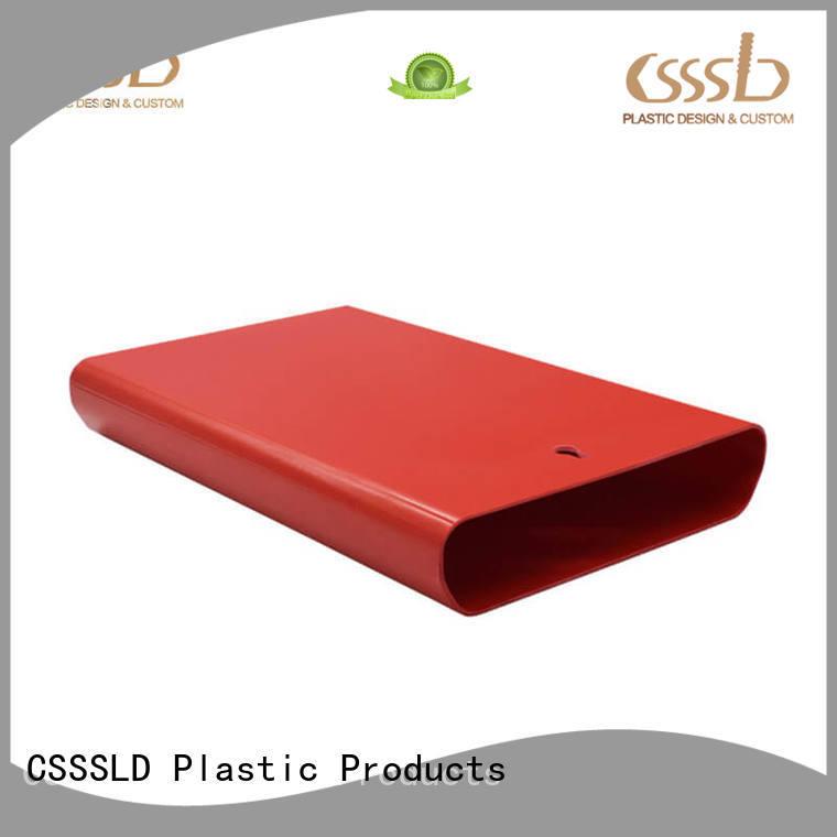 CSSSLD pvc rectangular tube marketing for packing