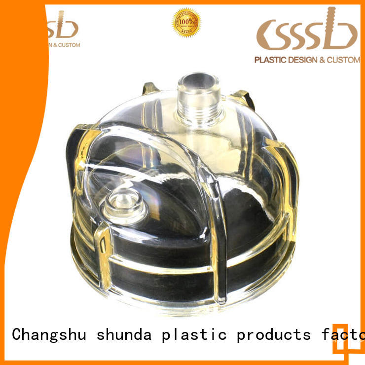 CSSSLD electronic plastic components marketing for fuel filter cartridge