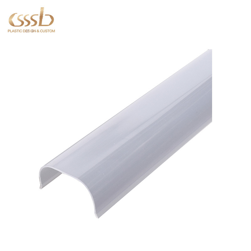LED Light Linear Cover with Aluminum Profile