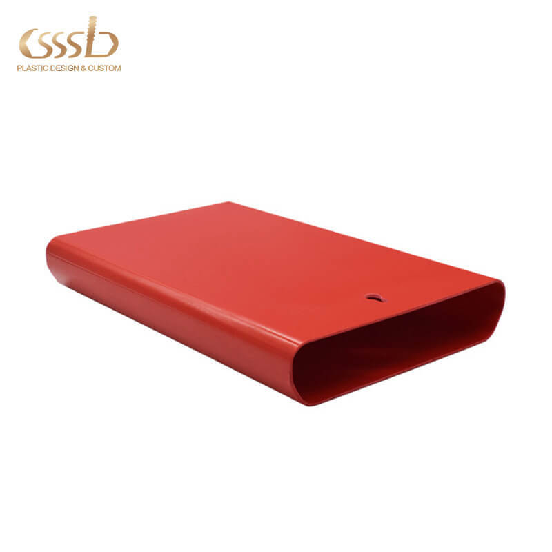 Plastic Square / Rectangular Packing Box For Fire Blanket
