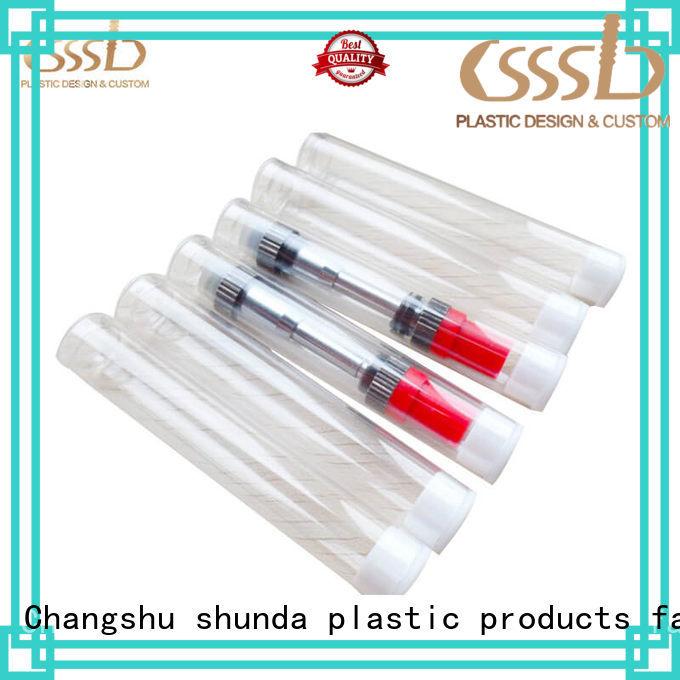 CSSSLD pvc rectangular tube vendor for exhaust