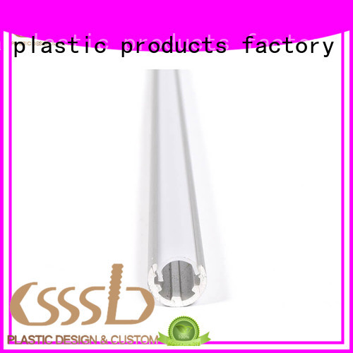 inexpensive Plastic angle extrusion at discount for light cover