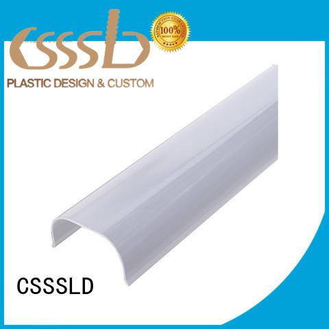 CSSSLD fluorescent light covers overseas market for light cover