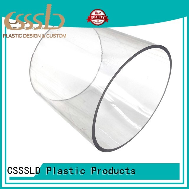 CSSSLD good to use plastic packing tube oem for drainage