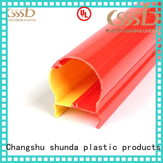 CSSSLD good quality PE profile at discount for light cover
