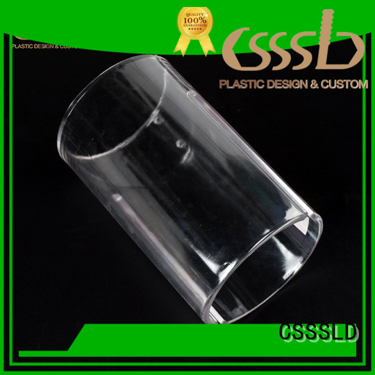 CSSSLD plastic injection customized for installation lines